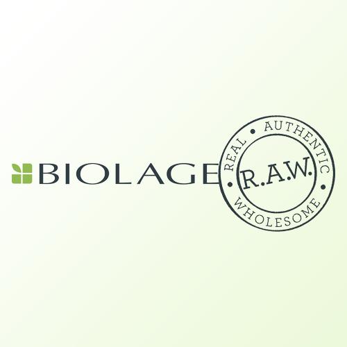 biolage raw windsor salon product